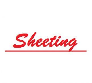 Custom Latex Sheeting